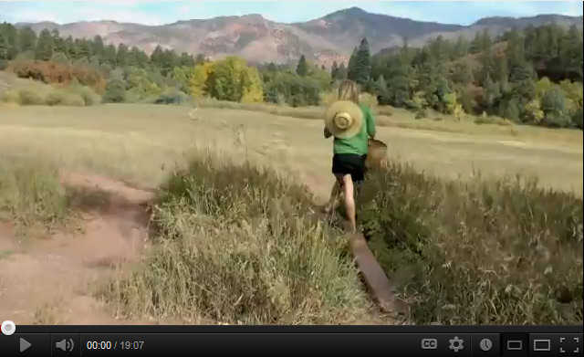 Wild Food Cafe in Durango Colorado - Turtle Lake Refuge - video from Markus Rothcranz
